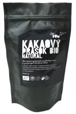 SUM Organic Cocoa Powder Natural Degreased 200 g / SUM Kakaový prášok BIO Natural, odtučnený, 200 g