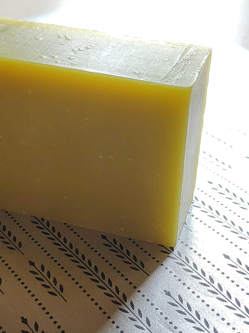 SUM Hemp Soap Sensitive, Natural&True 80 g / SUM Pravé konopné mydlo Sensitive, Natural&True, 80 g
