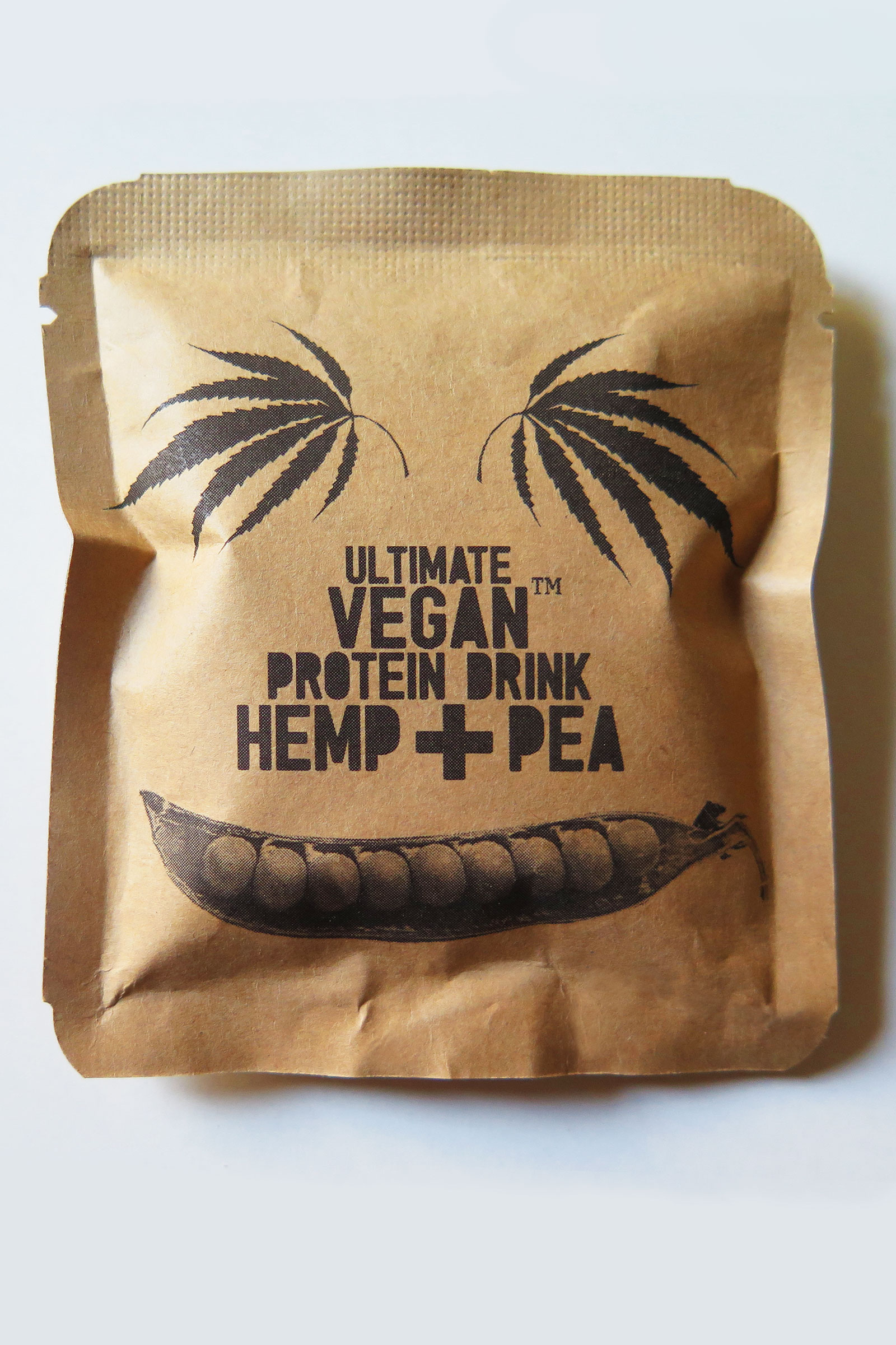 ULTIMATE VEGAN Protein Drink Hemp+Pea Choco / ULTIMATE VEGAN Proteínový Nápoj Hemp+Pea Choco